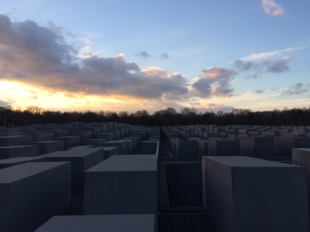 berlin jews memorial